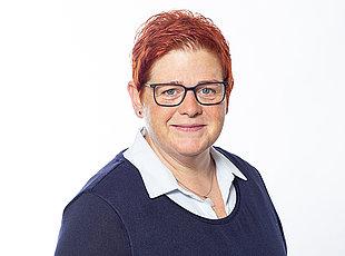 Mitarbeiterin Sabine Bolz